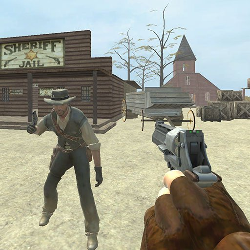 Wild West Gun Game